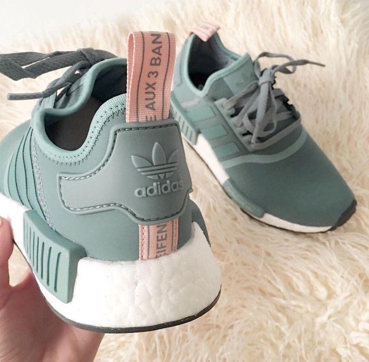 NMD R1 'Vapour Steel/Vapour Pink'