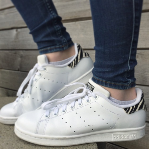 dba289b57c6 adidas stan smith zebra