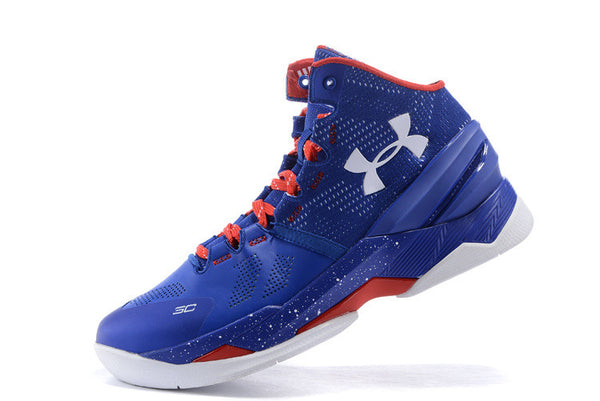 UA Stephen Curry 2 Royal Red