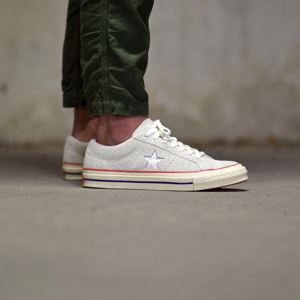 Converse x UNDEFEATED ONE STAR