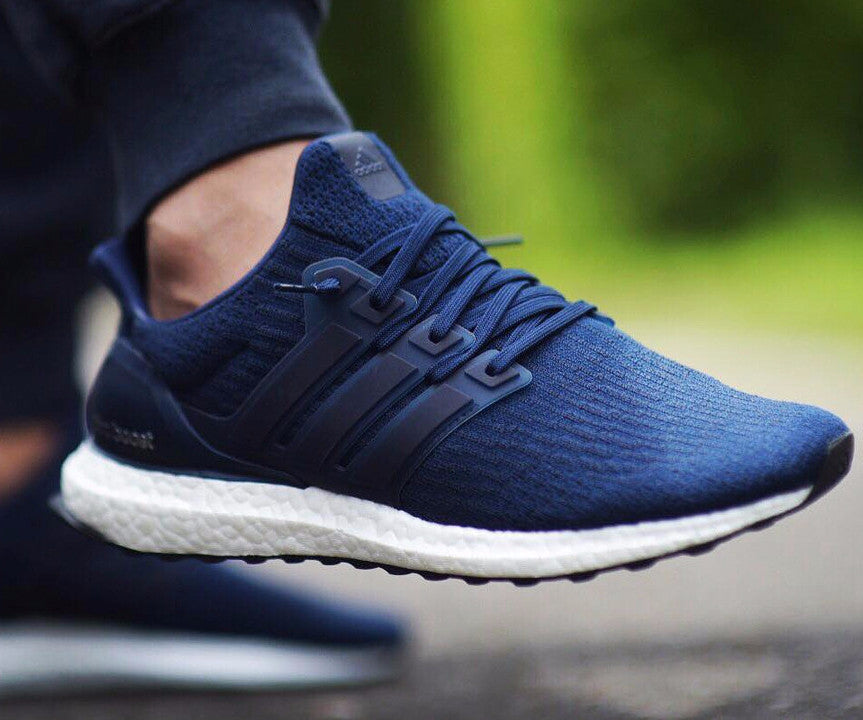 d63a05c4634 Adidas Ultra Boost 3. 0 Collegiate Navy Mens Running Shoes