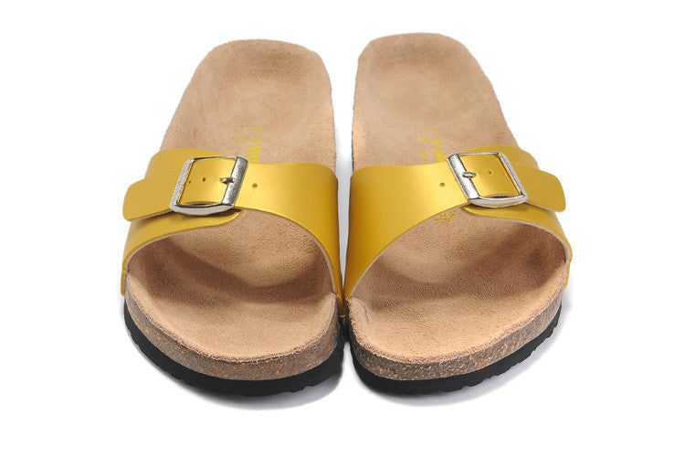 Birkenstock Madrid Yellow