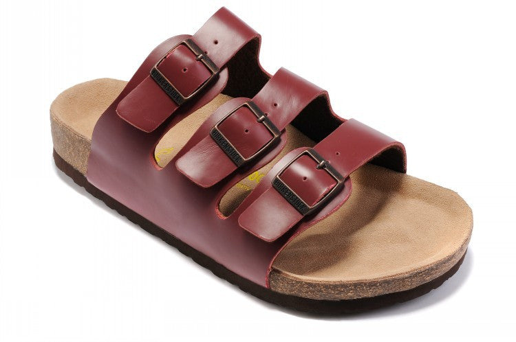 Birkenstock Florida Wine Red