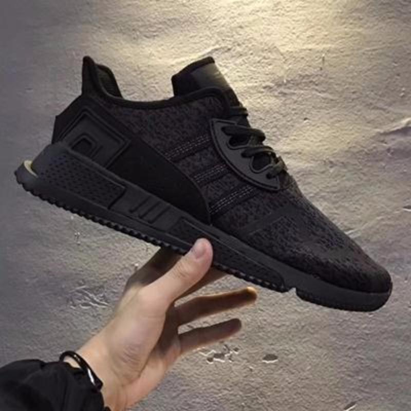 adidas EQT Cushion ADV Black and Royal CQ2374 First Look