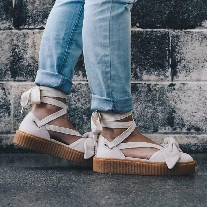 puma fenty creeper bow