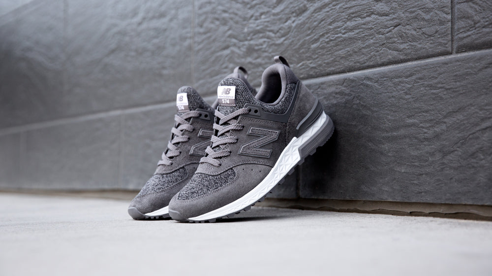 new balance 574 sport suede
