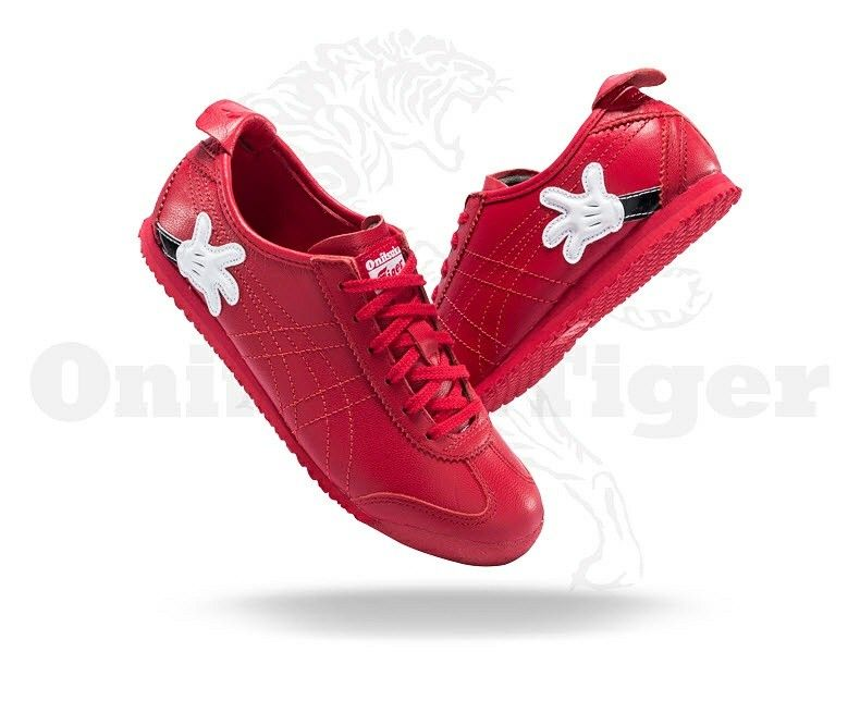 7ade692179f7 Onitsuka Tiger X Disney Mexico 66 - Mickey   Red