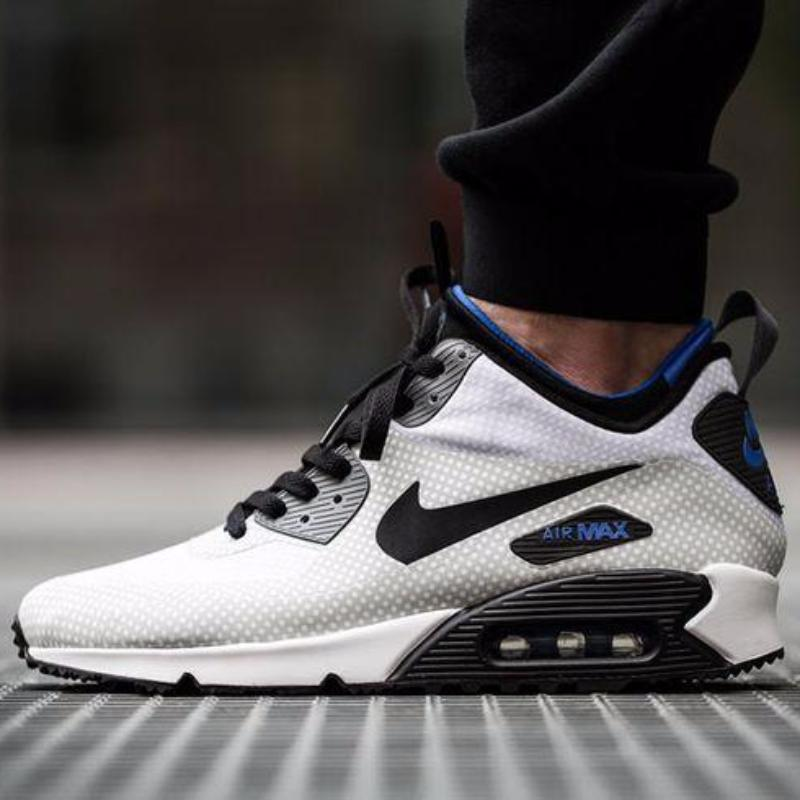 info for 64849 f0cd3 nike air max 90 mid winter print