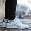 "Stan Smith Zig-Zag ""White/Green""-S75139"