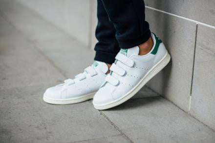 adidas originals stan smith velcro