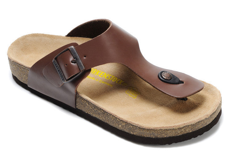 Birkenstock Gizeh Coffee Brown