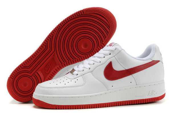 Nike Air Force 1 Low  Vermelho White/Red