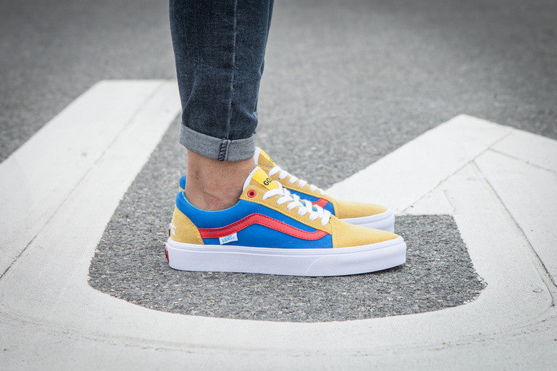 f36b1a7863c826 Vans X Golf Wang old skool pro