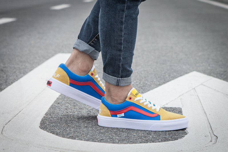 e3d94079170784 Vans X Golf Wang old skool pro