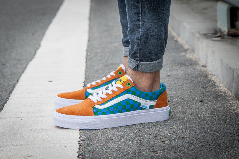 1df83fcd2fbcce Vans X Golf Wang old skool pro