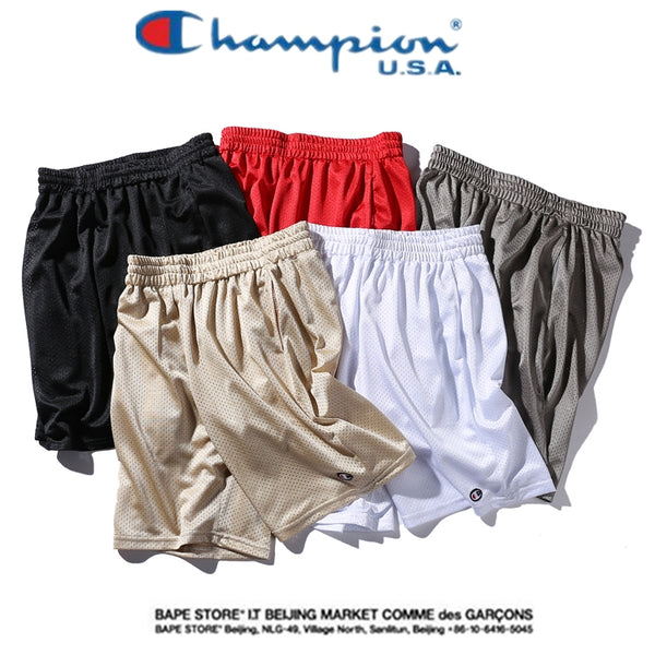 Champion Pitch Logo Short Pants