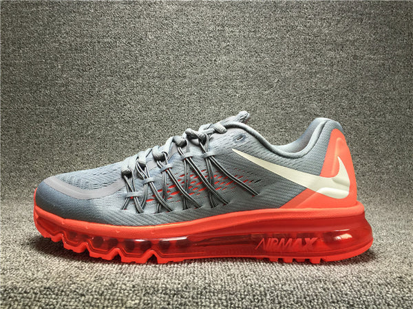 Nike Air Max 2015 Cool Grey / Bright Crisom