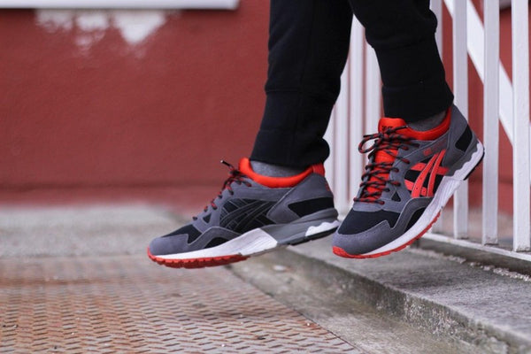 "Asics Gel Lyte V ""Black/Orange"""