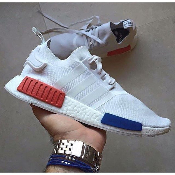 Adidas NMD Runner 2016 Vintage White