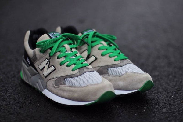 new balance 999 elite edition green