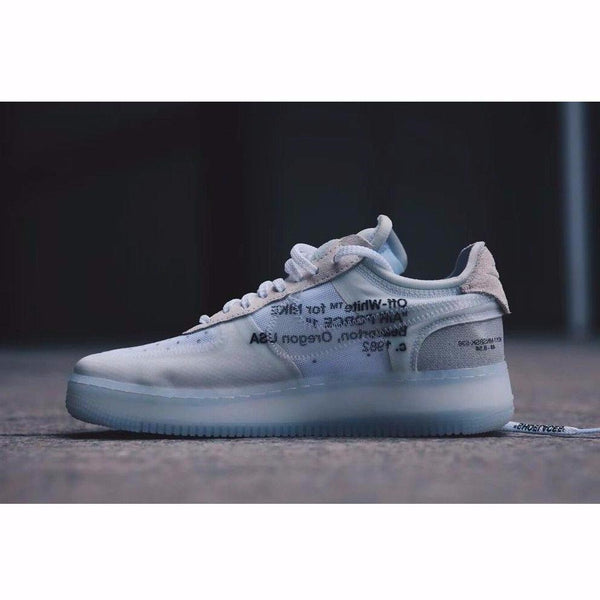 OFF-WHITE x  Air Force 1 Low 'Ghosting' (Tmall ORIGINAL)