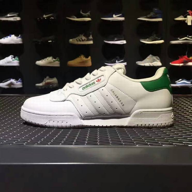 detailed pictures b5199 04d8b yeezy powerphase white on feet All styles and colors available in the  official adidas online store. These stan smith women s shoes ...