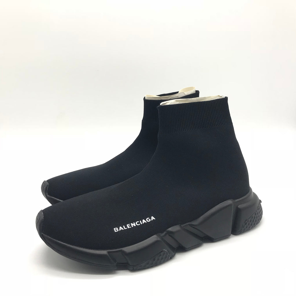Balenciaga Speed Trainers Black - Euro 41