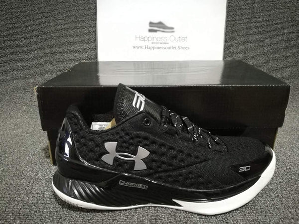 Under Armour Curry 1 Low Black