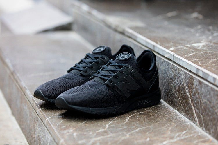 new balance 247 dark green