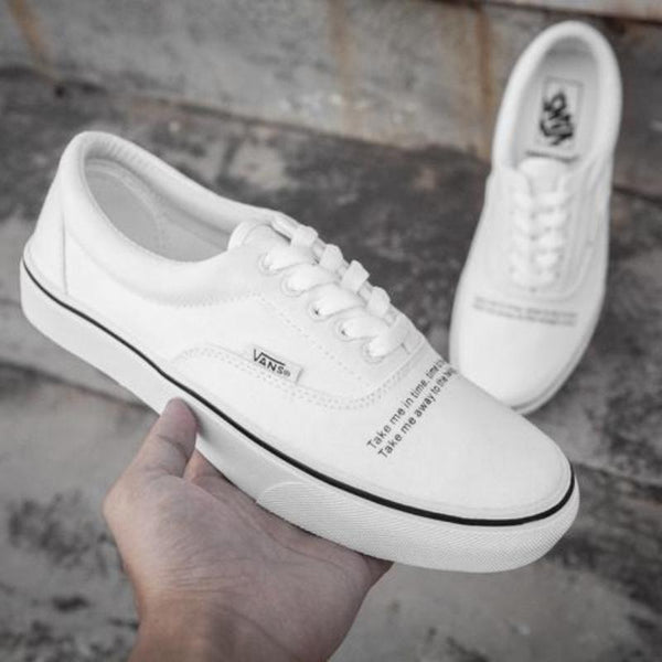 39dcb1a0c1 UNDERCOVER x Vans Era €All White