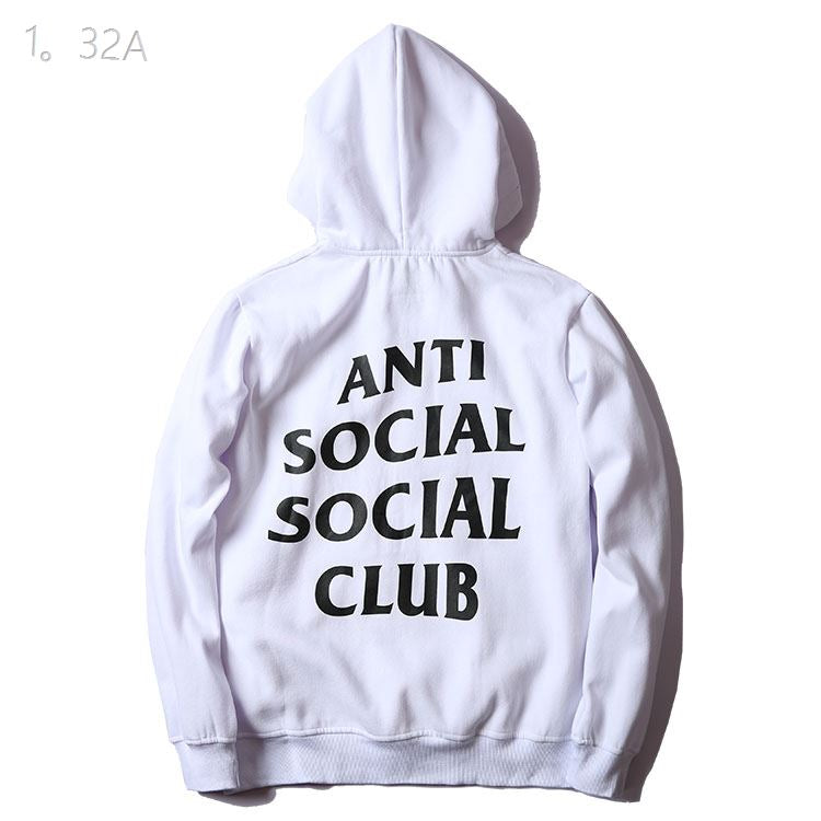 29900 MYR InStock Hoodie Anti Social Club Apparel New Arrival Best Selling Products HOT 2017 NEW ARRIVAL APPREL Newest