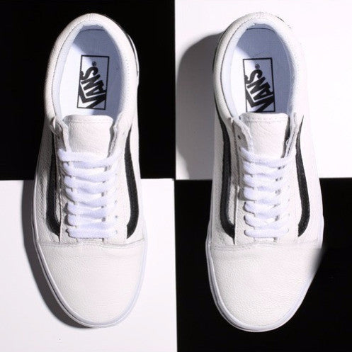 Vans Old Skool OS  White Black  c43e8a0d5f