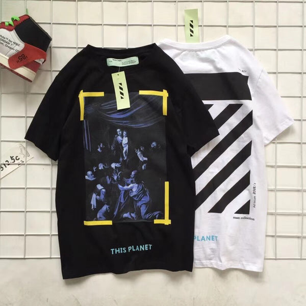 Off White 18 SS T-Shirt #002