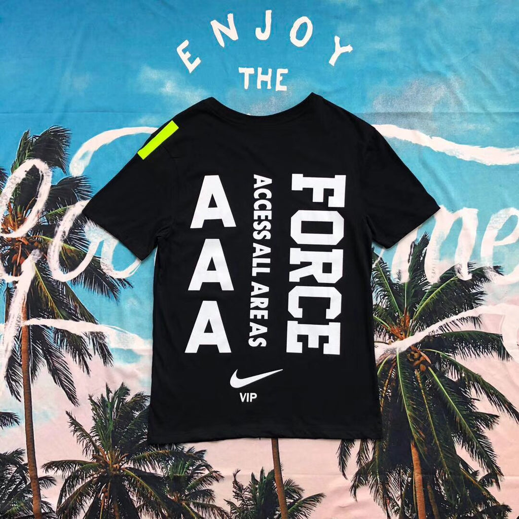 Air Force tee 2018 ss #001