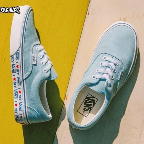 "VANS Authentic ""Yusuke/Hanai/Blue"""
