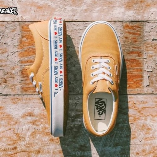 "VANS Authentic ""Yusuke/Hanai/Yellow"""