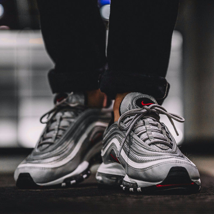 Cheap Nike Air Max 97 Black Mamba NHS Gateshead