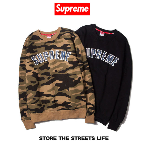 Supreme 16FW  Crewneck Sweater