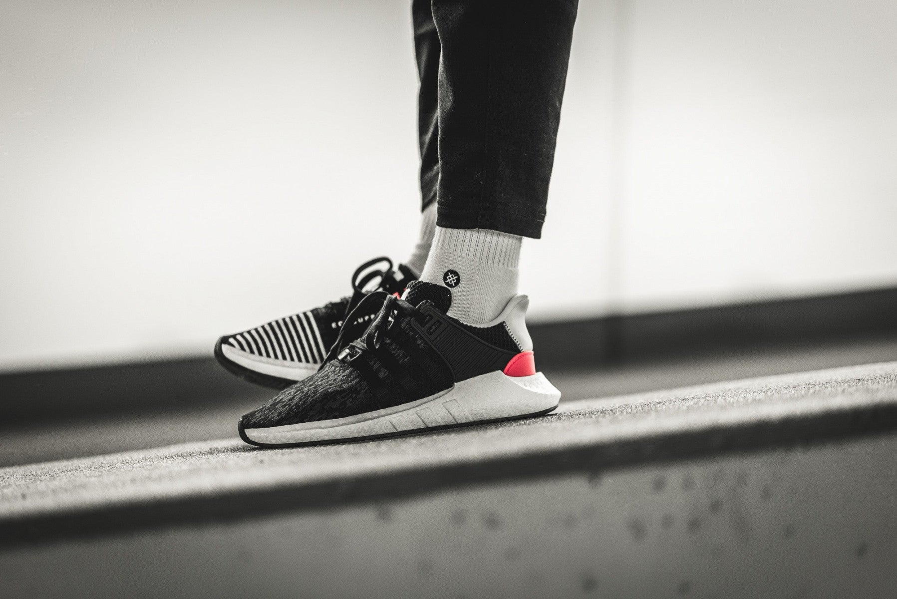 Adidas Equipment 'EQT' Support 93/17 Milled Leather Review and On