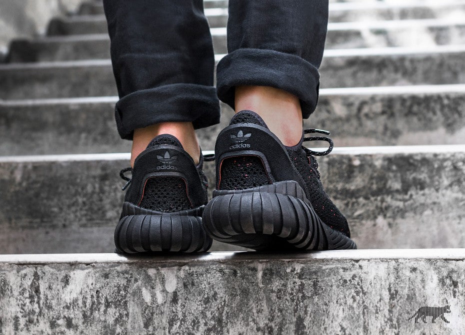 separation shoes 04ff7 607d9 ... Tubular Doom Sock Primeknit Core Black ...