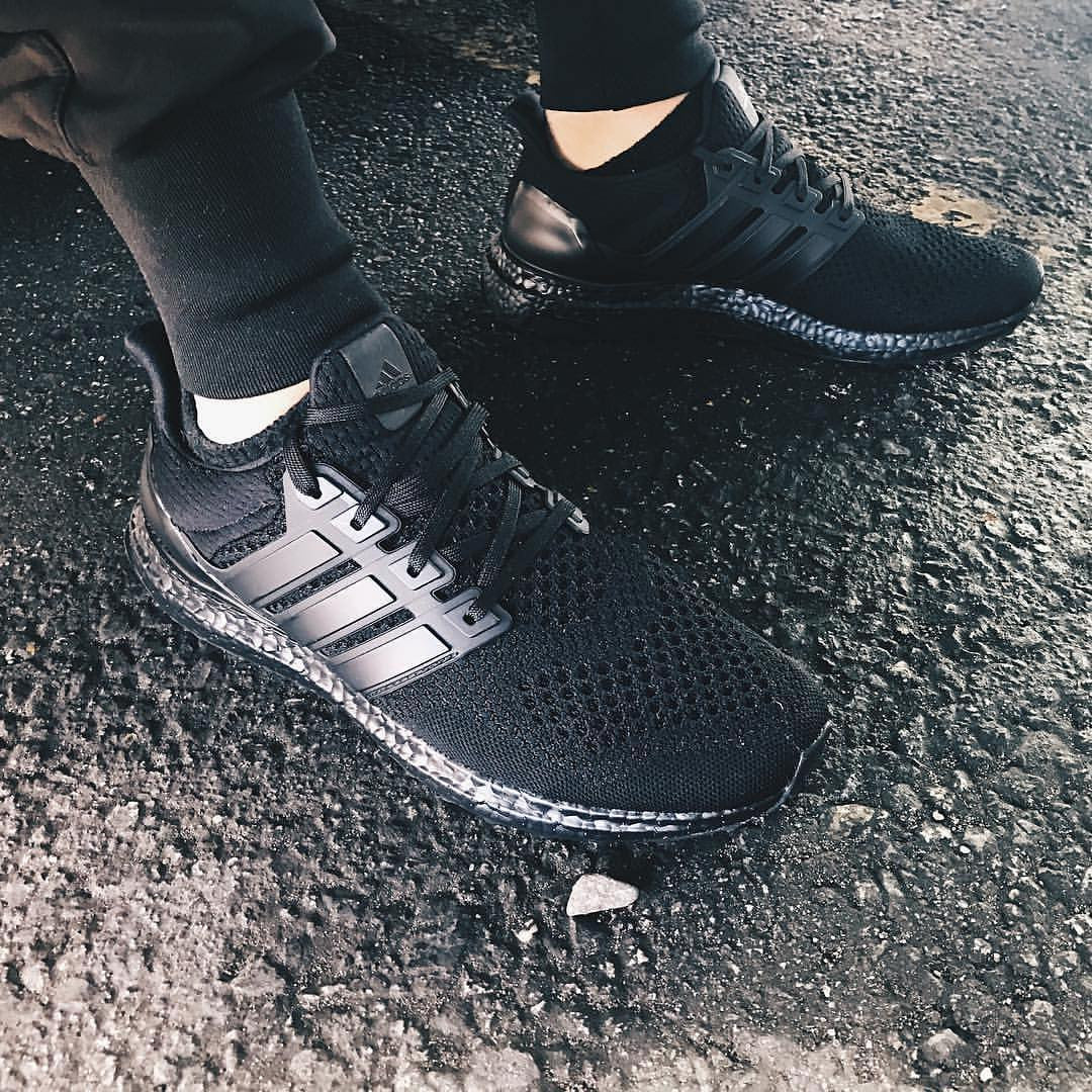 adidas ultra boost dripple black