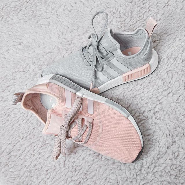 aed11232087ce ... adidas nmd r1 grey pink