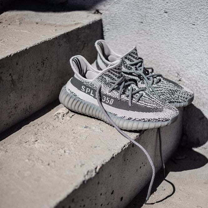 Zebra Striped Adidas Yeezy Boost 350 v2 Reportedly Releasing In