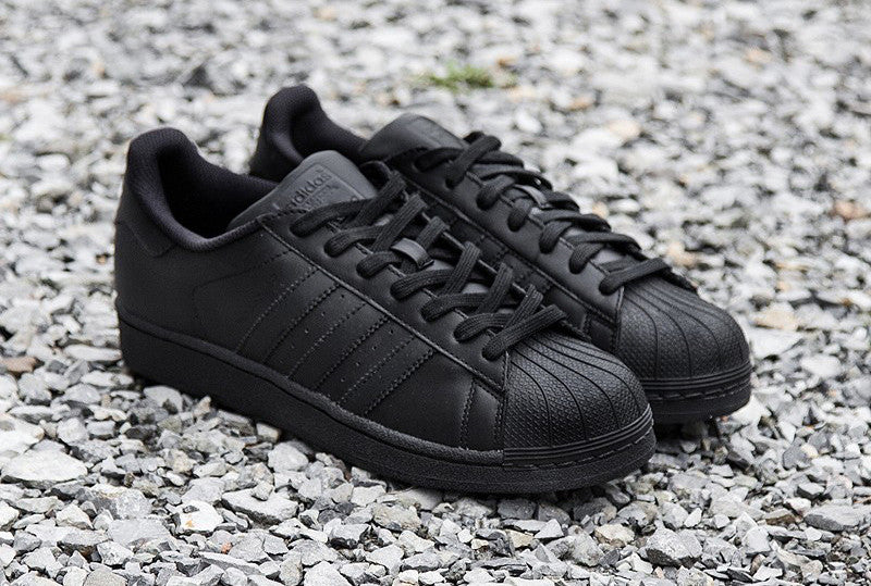 Adidas Superstar Triple Black