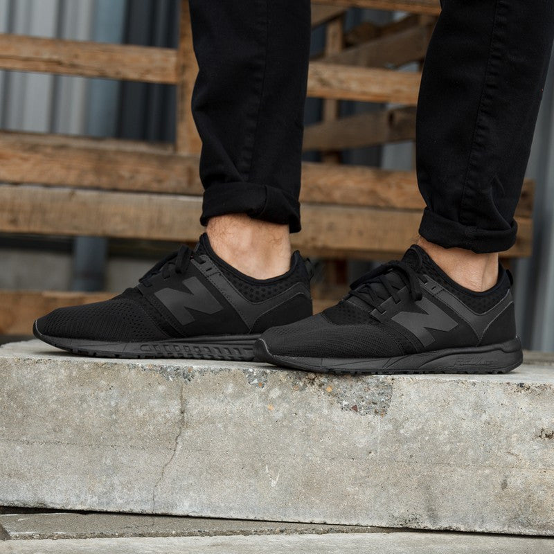 new balance 247 black brown