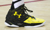 UA Stephen Curry 2 Black Yellow