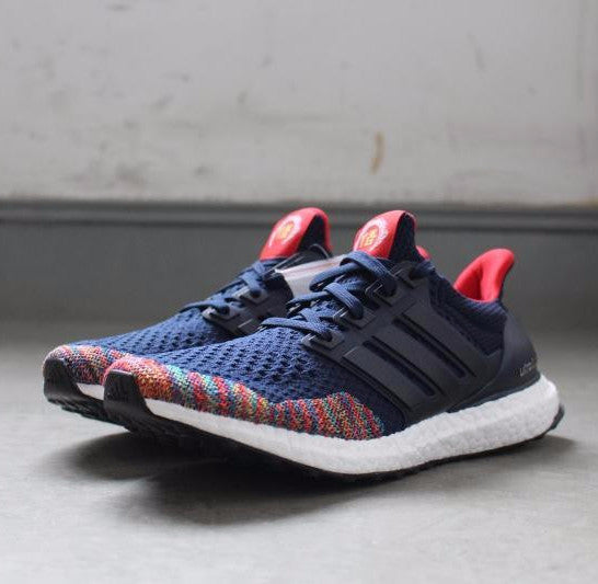 Adidas Ultra Boost 'Chinese New Year' Midnight Navy Red