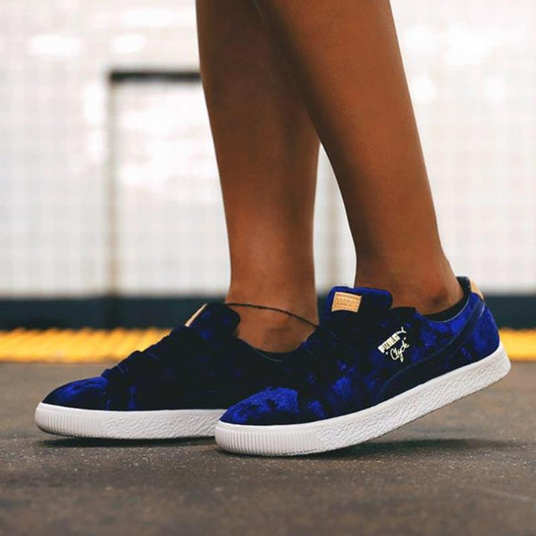 "PUMA X EXTRA BUTTER CLYDE ""Royal Blue"""
