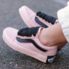 Vans Year Of The Pig X Purlicue Old Skool Rose Cloud / Black