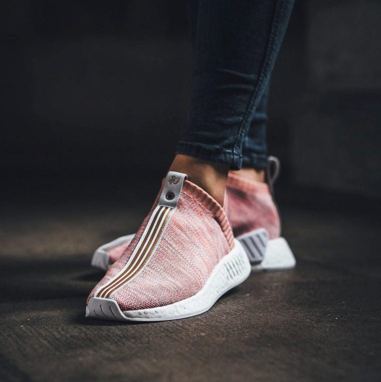 "http:/SneakersCartel How the adidas NMD R1 ""White Rose"